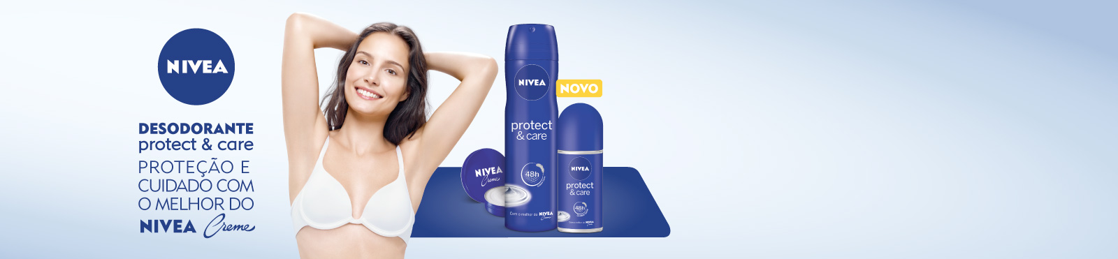 nivea protect & care
