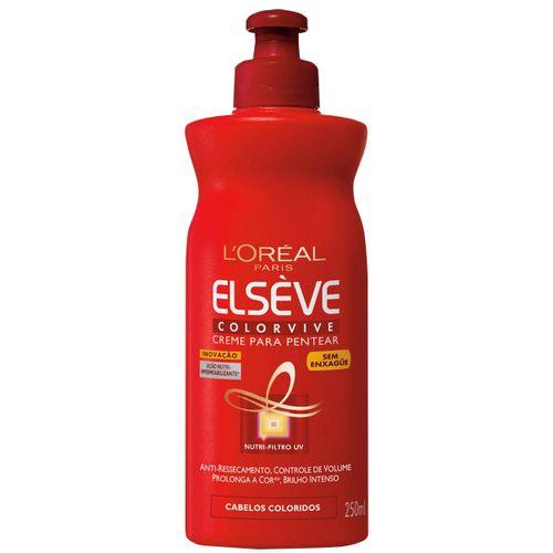 Creme-para-Pentear-Elseve-Colorvive-250ml
