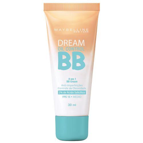 BB Cream Maybelline Dream Oil Control Médio FPS 15 30ml
