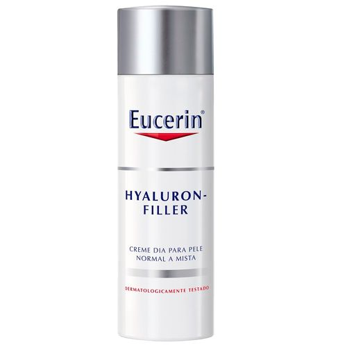 Eucerin Hyaluron-Filler Dia FPS 15 Pele Normal a Mista Anti-idade 51g