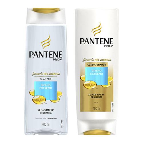 Kit-Pantene-Brilho-Extremo-Shampoo-400ml-Condicionador-400ml-Pacheco-9000943