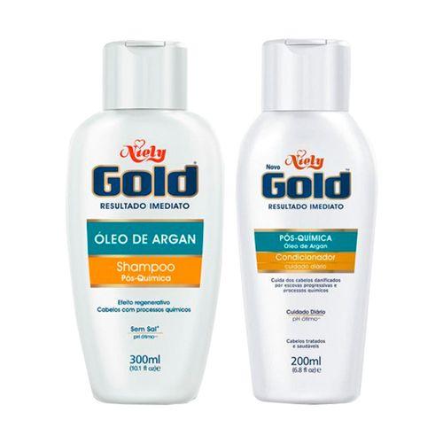 Kit-Niely-Gold-Pos-Quimica-Shampoo-300ml-Condicionador-200ml-Pacheco-9001187