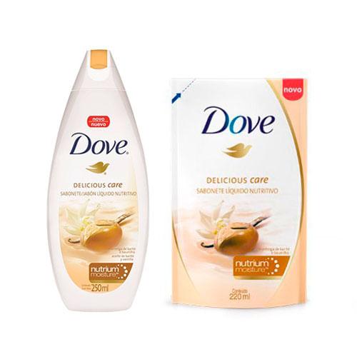 Kit-Dove-Delicious-Care-Manteiga-de-Karite-e-Baunilha-Sabonete-Liquido-250ml-Refil-220ml-Pacheco-9001175