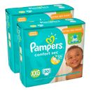 Kit-Fralda-Descartavel-Pampers-Confort-Sec-XXG-60-Unidades-Pacheco-9001331