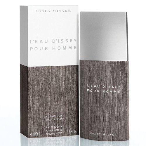 L'Eau D'Issey Wood Edition Pour Homme Eau De Toilette Masculino 100 ml