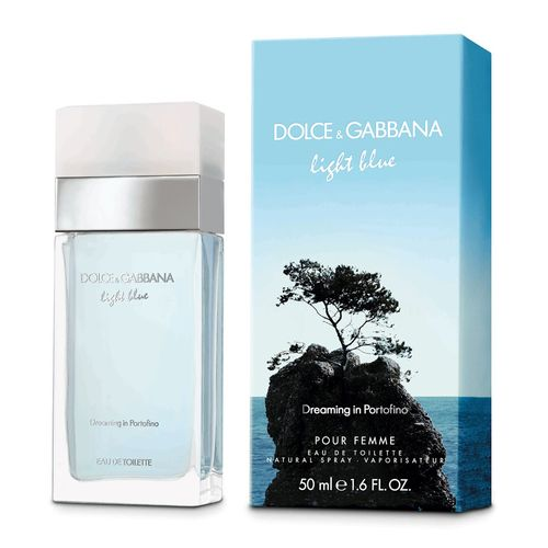 Dolce Gabbana Light Blue Dreaming In Portofino Eau De Toilette Feminino 25 ml