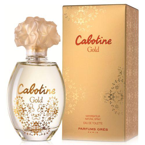 Cabotine Gold Eau De Toilette Feminino 100 ml