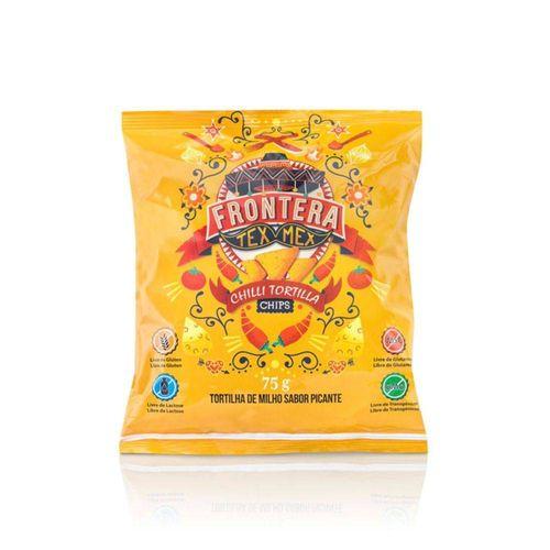 Tortilla Chips Picante - Frontera - 75g
