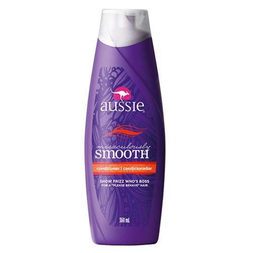 Condicionador Aussie Smooth 360ml