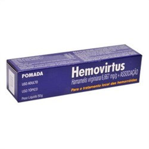 hemovirtus-pomada-50g
