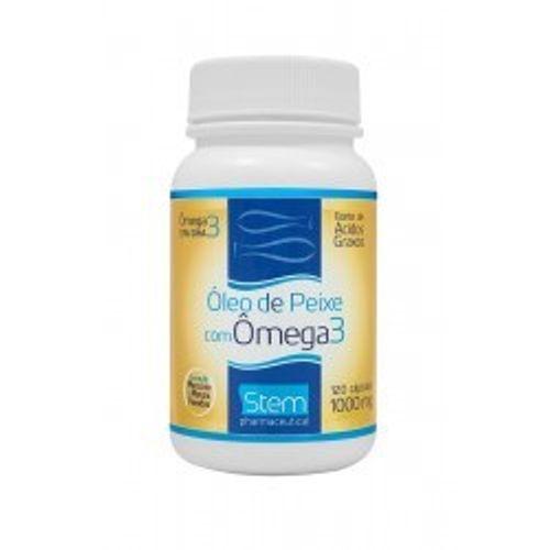 Oleo-de-Peixe-com-Omega-3-1000mg-Stem-120-capsulas