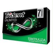 Trident-Unlimited-Menta-Esmeralda-com-7-unidades