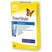 Freestyle-Optium-50-Tiras-Abbott---10-Tiras-Gratis