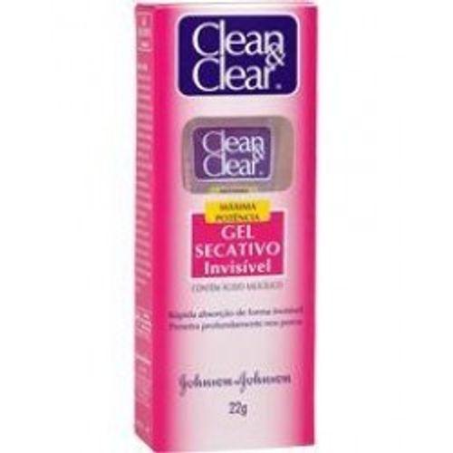 Gel-Facial-Secativo-Clean-Clear-22gr