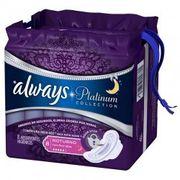 Absorvente-Always-Platinum-Noturno-Regular-com-Abas---8-unidades