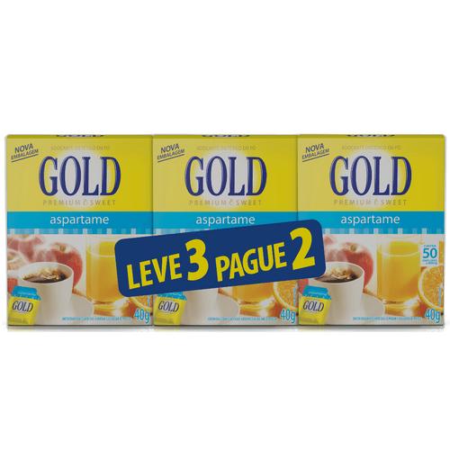 Adocante-em-Po-Gold-50-Envelopes-Leve-3-e-Pague-2