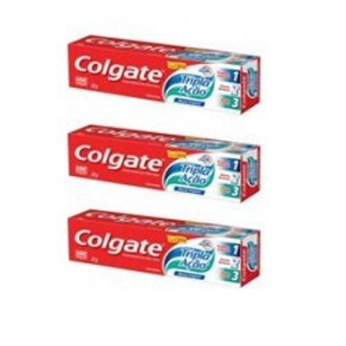 Creme-Dental-Colgate-90g-Tripla-Acao-com-3-unidades