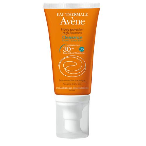 Protetor-Solar-Avene-Cleanance-FPS30-Solare-50ml