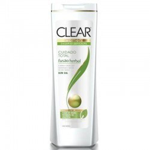 Shampoo-Clear-Women-Fusao-Herbal-Cuidado-Total-Feminino-400ml