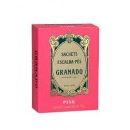 Escalda-Pes-Granado-Pink-Sache
