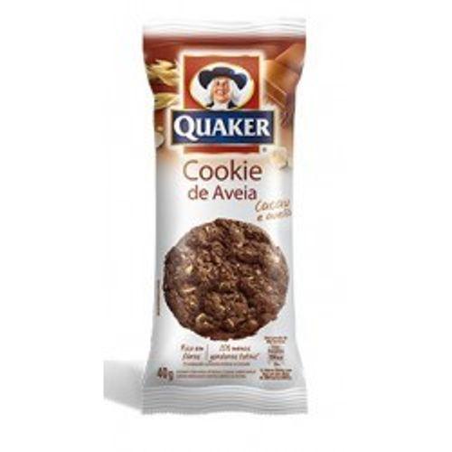 Cookie-de-Aveia-Quaker-Cacau-e-Avela-40g