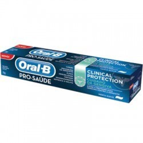 Creme-Dental-Oral-B-Pro-Saude-Clinical-Protection-Cuidado-da-Gengiva-70g