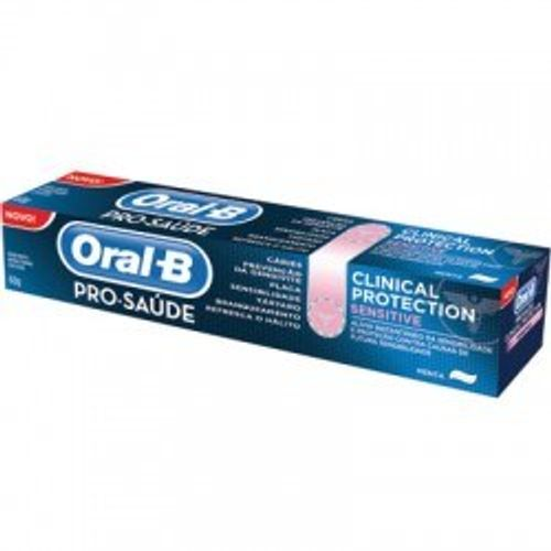 Creme-Dental-Oral-B-Pro-Saude-Clinical-Protection-Sensitive-60g