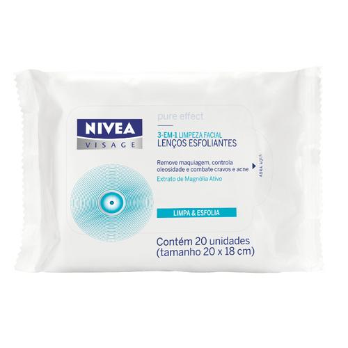 Lenco-Esfoliante-Pure-Effect-Nivea-Visage-20-unidades