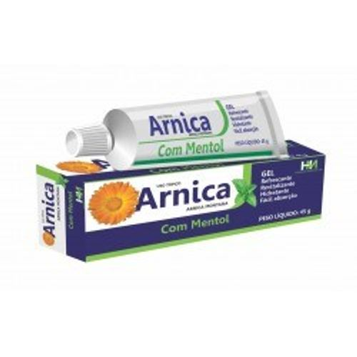 Arnica-Montana-Mentol-45g