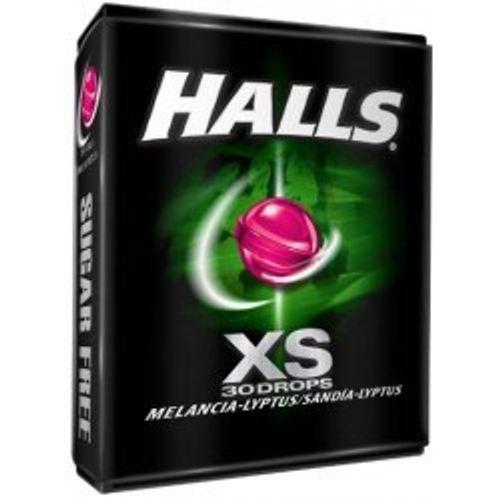 Bala-Halls-XS-Melancia-17g-30-Drops