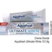 Creme-Dental-Aquafresh-Ultimate-White-121g