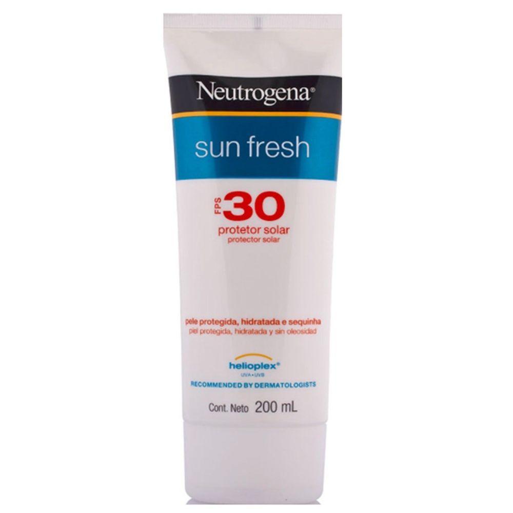 Resultado de imagem para neutrogena protetor solar