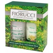 Kit-Fiorucci-Sabonete-Liquido---Locao-Hidratante-Erva-Doce-500ml