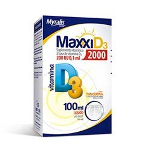 Maxxi-D3-2000-100ml