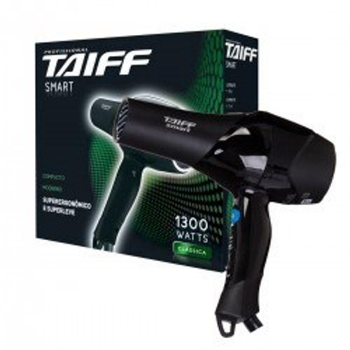 Secador-de-Cabelos-Taiff-Smart-com-1300w-5-temperaturas-e-2-velocidades---220V
