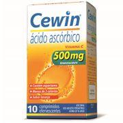 Cewin 500mg Sanofi Aventis 30 Comprimidos Efervescentes