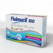 Fluimucil 100mg 16 envelopes