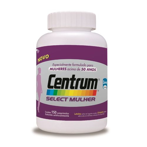 centrum-select-mulher-wyeth-whiterall-150-comprimidos-530140