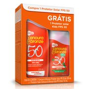 Kit-Protetor-Solar-Cenoura-Bronze-FPS-50-200ml-Protetor-Solar-Kids-FPS-30-110ml-Pacheco-509671