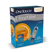 Medidor-de-Glicose-One-Touch-Ultra-Mini-System---One-Touch-Ultra-50-Tiras