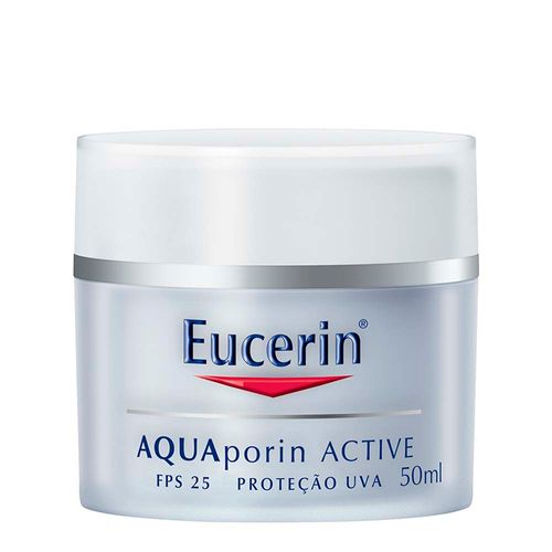 Creme-Facial-Eucerin-Aquaporin-Active-FPS-25-50ml