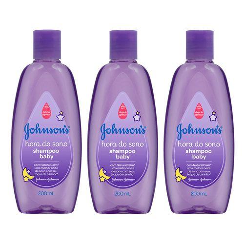 Kit-Shampoo-Johnsons-Baby-Hora-do-Sono-200ml-3-Unidades-Pacheco-9001307
