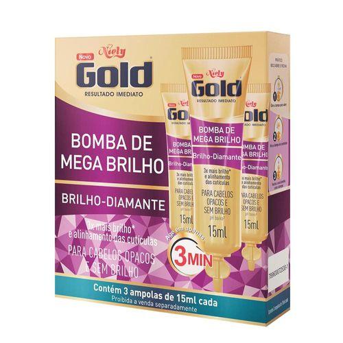 Kit-Niely-Gold-Ampola-de-Tratamento-Bomba-de-Mega-Brilho-15ml-3-Unidades-Pacheco-611425