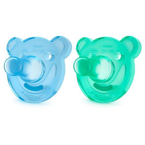 Kit-Chupeta-Soothie-Avent-Meninos-Azul-e-Verde-0-3-Meses-2-Unidades-Pacheco-613576