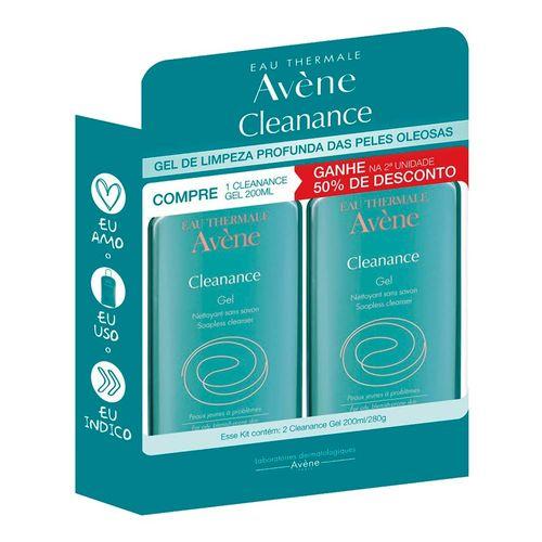 Kit-Avene-Cleanance-Gel-de-Limpeza-200ml-2-Unidades-Pacheco-610046