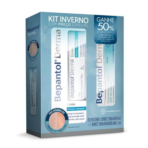 Kit-Bepantol-Inverno-Derma-creme-40ml-Derma-Regenerador-Labial-7-5ml-614432