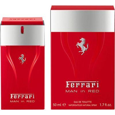 8c89b2c407 Ferrari Man In Red Eau De Tolitte Masculino - Drogarias Pacheco