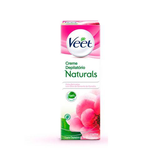 Creme-Depilatorio-Veet-Naturals-Pele-Delicada-100ml-Espatula-488470-drogarias-pacheco