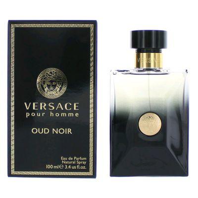 Versace Pour Homme Oud Noir Gianni Versace Eau De Parfum Masculino - 100 ml.  Previous 81ab316d007