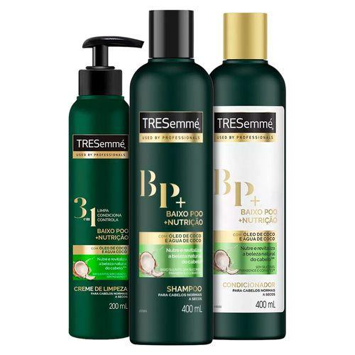 Kit-Tresemme-Baixo-Poo---Nutricao-com-Shampoo---Condicionador-e-Co-Wash-Pacheco-9002200